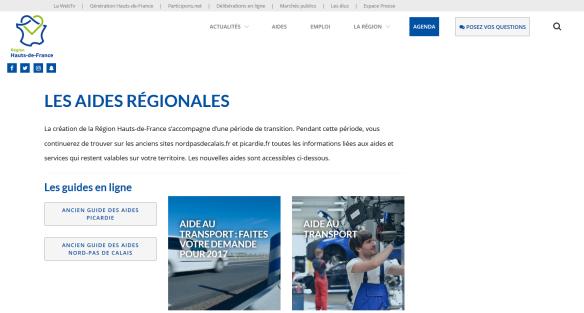 aides-regions